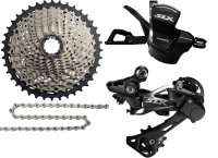 Shimano 1x11 opgraderingsgruppe SLX M7000