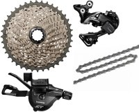 Shimano 1x11 opgraderingsgruppe XT M8000 11-42T