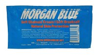 Morgan Blue soft chamois cream 10 ml i pose