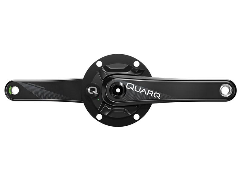 Quarq DFour91 wattmåler 172,5mm GXP | Powermeter