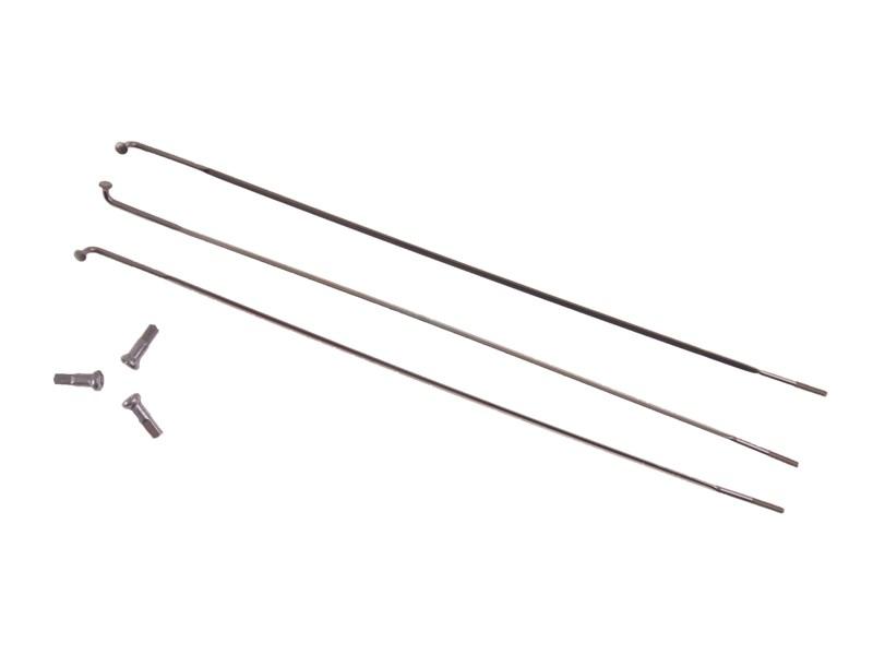 Sapim CX Ray eger til Zipp hjul 210 mm sølv | Eger