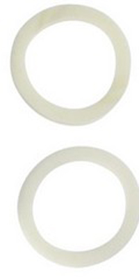 RockShox 35 mm foam rings 2 stk.   Gafler