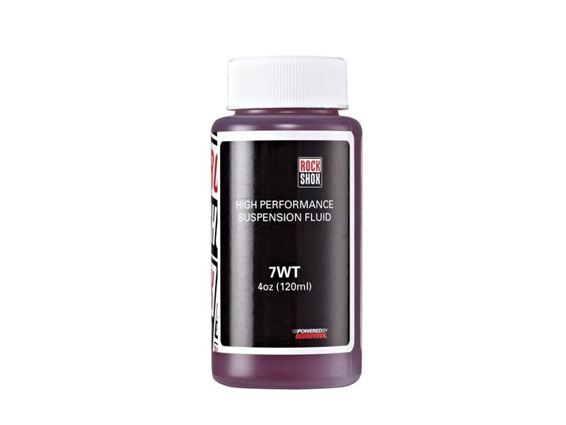 Rock Shox Suspension Oil 7wt 120 ml. | Rengøring og smøremidler