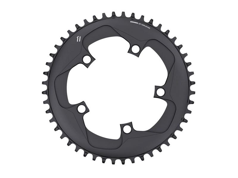 SRAM X-Sync klinge (1x10/11 speed) ø110 mm 48T sort | chainrings_component