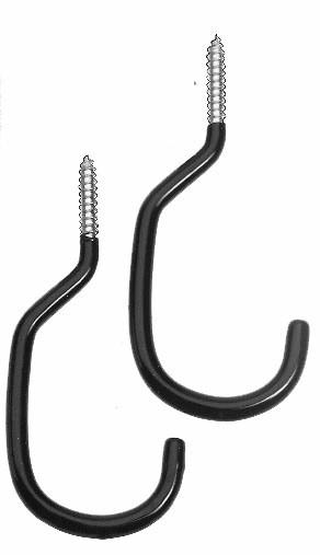 Loft kroge til cykel ophæng | bike_storage_hanger_component