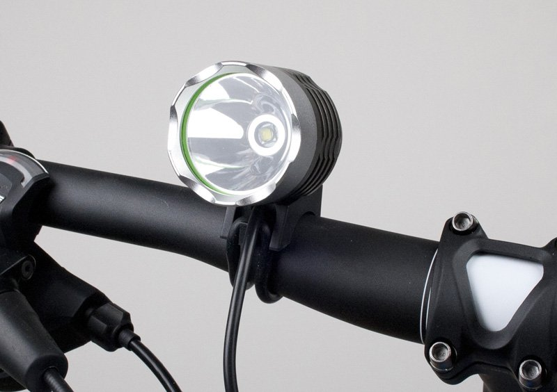 Angry Light 1800 Lumen USB Lygte (uden batteri) | Computer Battery and Charger