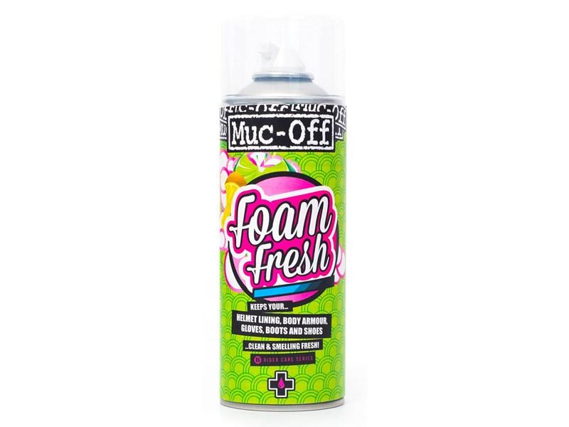Muc-Off Foam Fresh Cleaner 400 ml | Personlig pleje