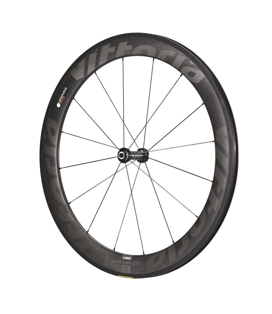 Vittoria Qurano 60c G+ carbon clincher hjulsæt | Hjulsæt
