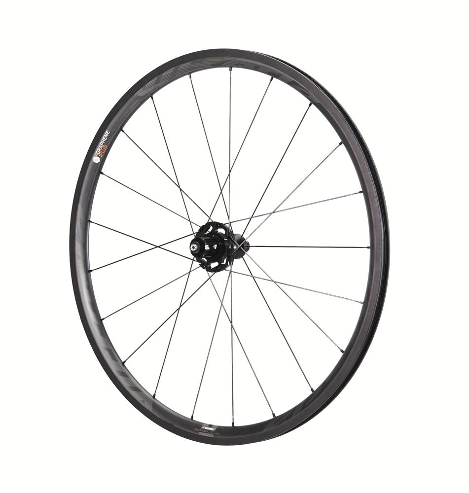 Vittoria Qurano 30c G+ carbon clincher hjulsæt | Hjulsæt