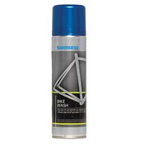 Shimano Bike Wash 200 ml Cykelvask i sprayflaske | Rengøring og smøremidler
