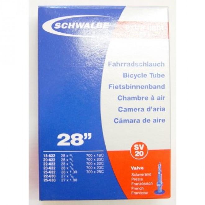 Schwalbe Slange 700x18-25c FV 40mm Extra Light | Slanger