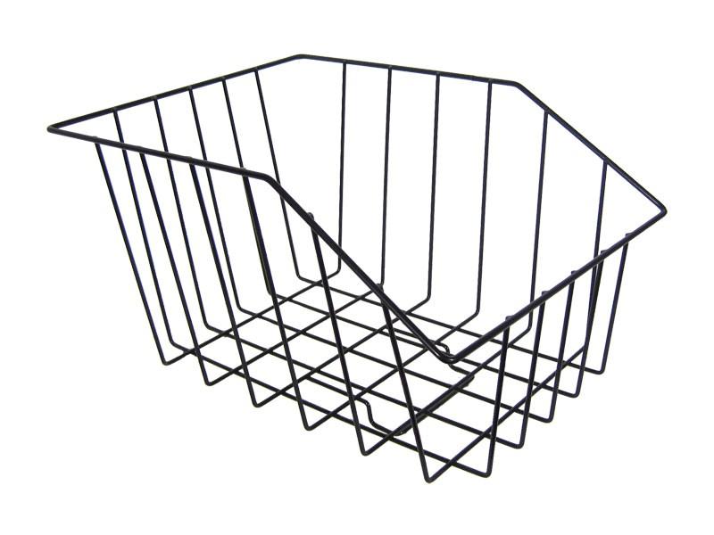 Kurv til bagagebærer34x25x19 cm | Bike baskets