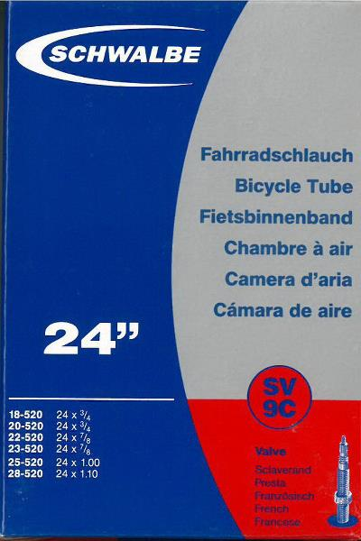 Schwalbe slange 24