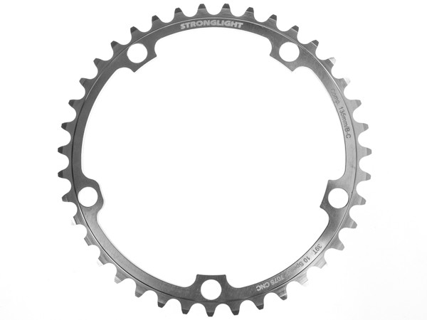 Stronglight klinge til Campagnolo ø 135 mm 39T - 319,00 : Cykelgear.dk - Cykelgear.dk