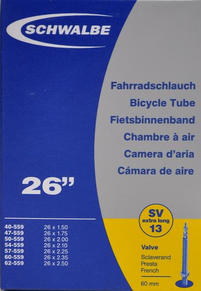 Schwalbe 26 x 1,50/2,50