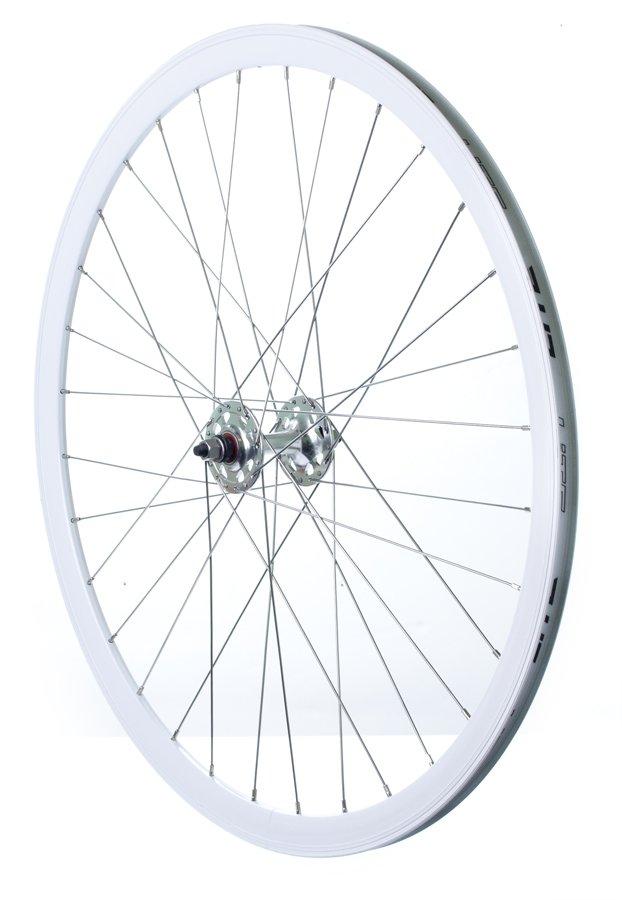 Forhjul Bike Attitude 700c hvid 32mm | Forhjul