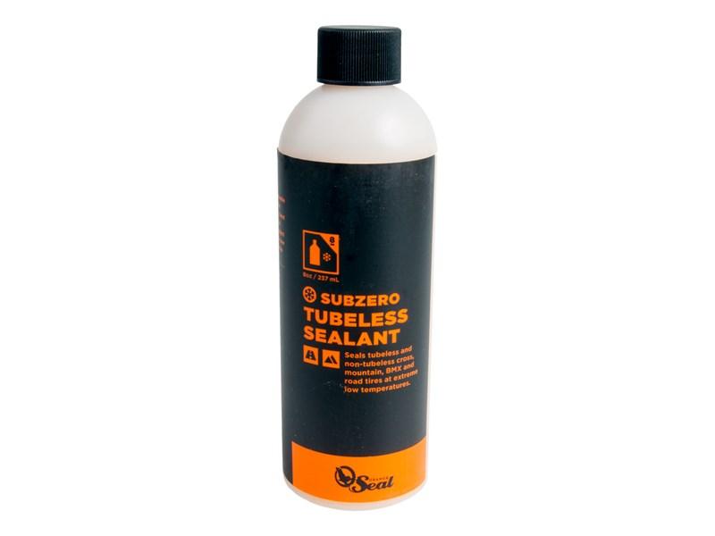 ORANGE SEAL Subzero - Tubeless væske 237 ml. | Lappegrej og dækjern