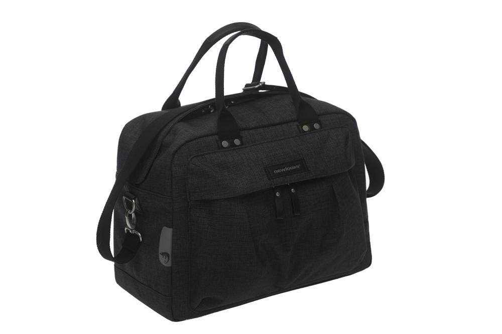 New Looxs Utah Skuldertaske Sort | Travel bags