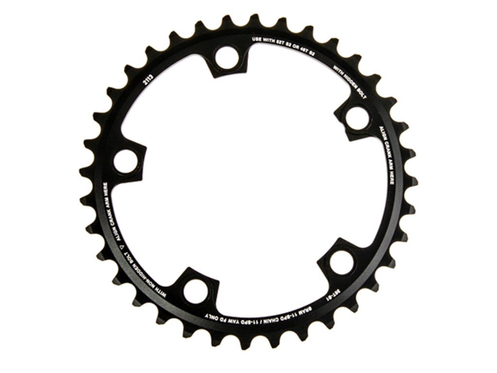 SRAM Red 22 Klinge 36T 110 mm 11-speed | chainrings_component