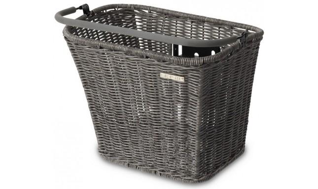 Basil Basimply kurv til styr grå | Bike baskets