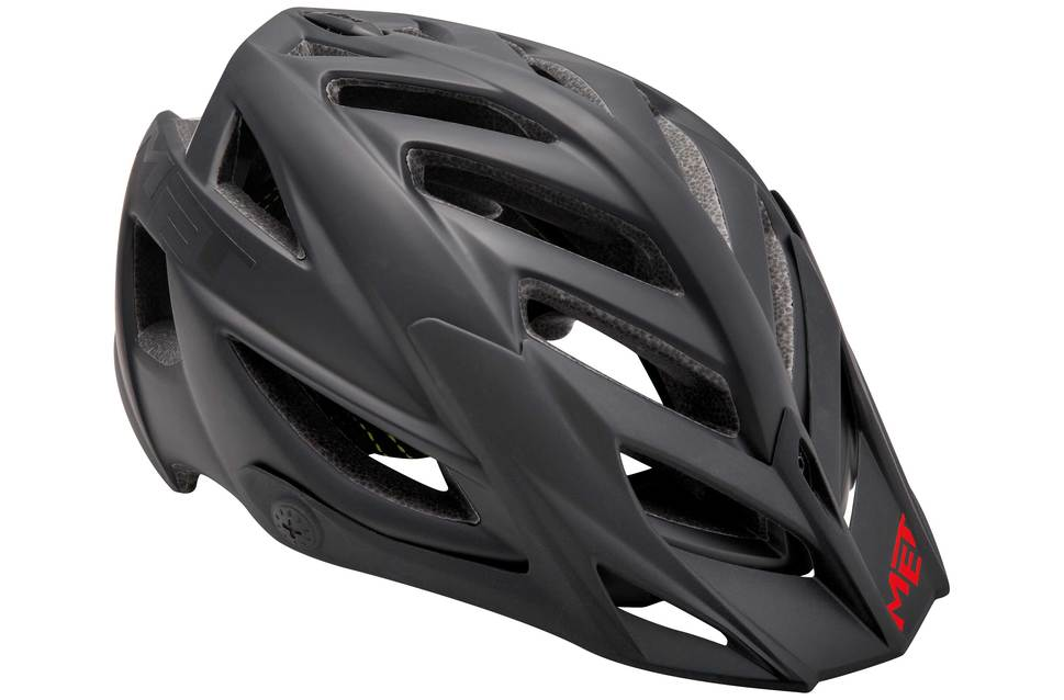 Met Terra Black 54-61 cm | Helmets