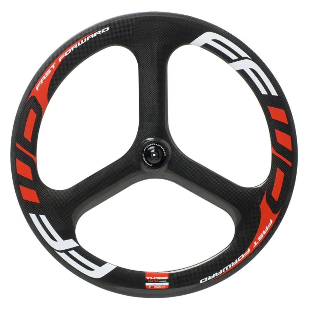 FFWD Aero Carbon forhjul med 3 eger | Rear wheel
