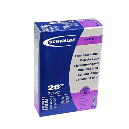 Schwalbe Slange 700x18-25c FV 50mm Extra Light | Slanger