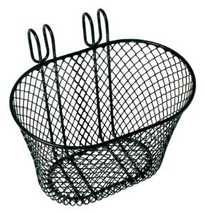 Kurv barne m/krog L26 x B17 x H16,5 cm | Bike baskets