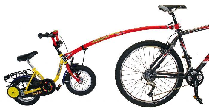 Trail Gator - trækkestang | Trailer til cykler