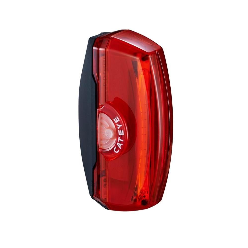 Cateye Rapid X3 baglygte   Rear lights