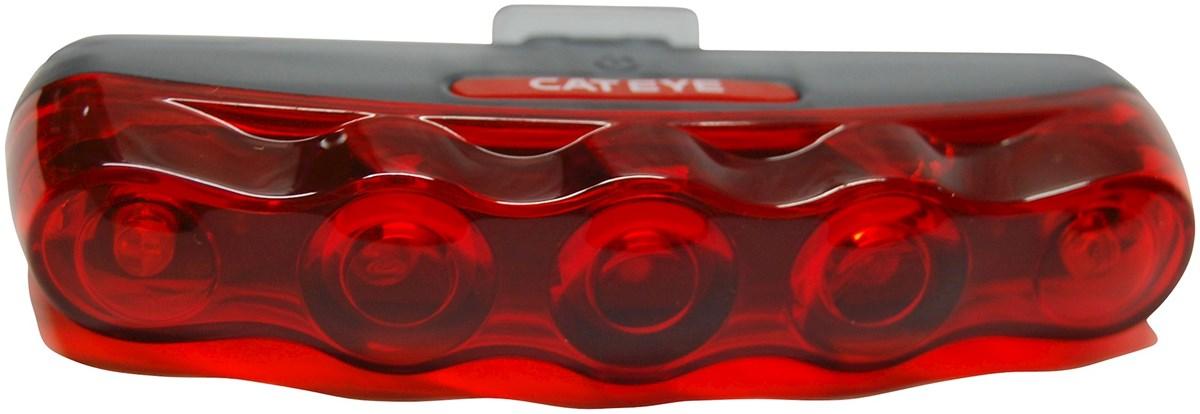 Cateye LD610 Baglygte   Rear lights