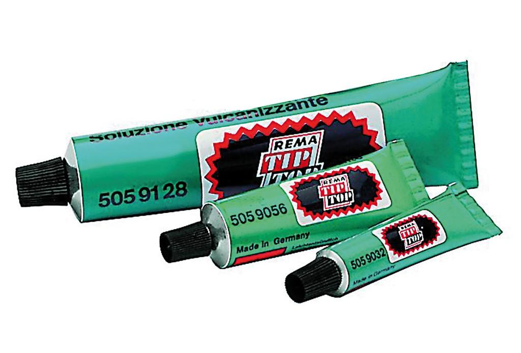 Lim til lapper tube med 50 gram   Repair Kit
