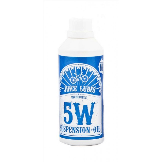 Juice Lubes 5WT gaffelolie 500 ml | polish_and_lubricant_component