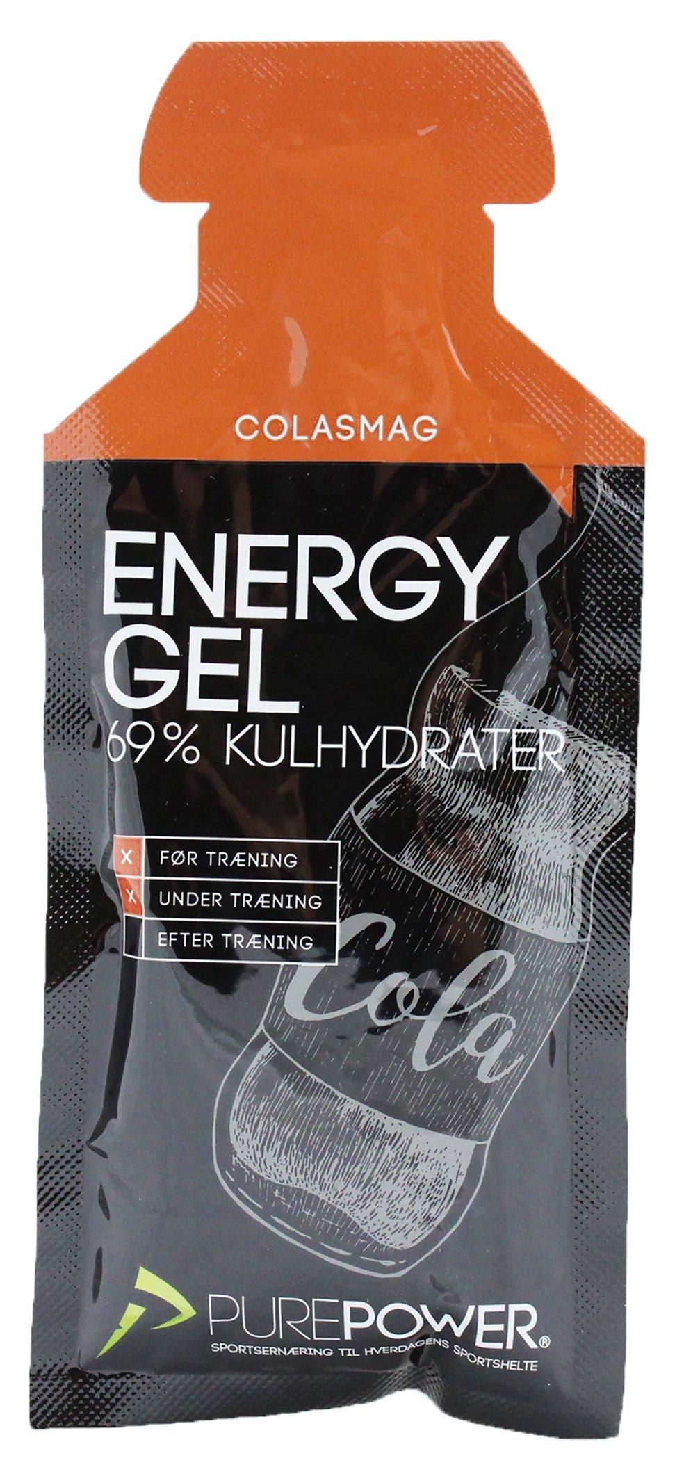 PurePower Energi Gel Cola 40gram | Energy gels