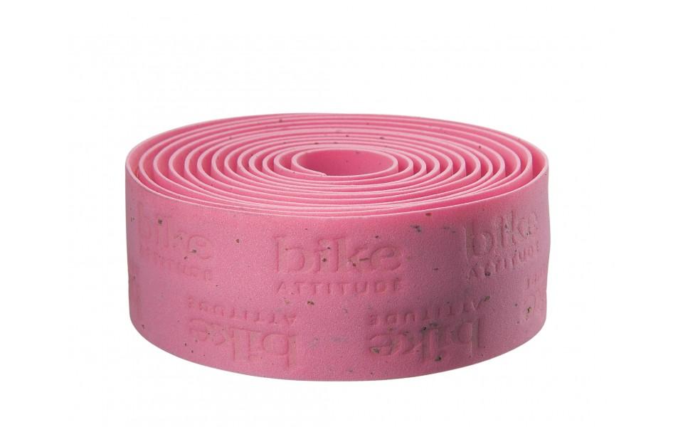 Styrbånd pink med gel | Bar tape