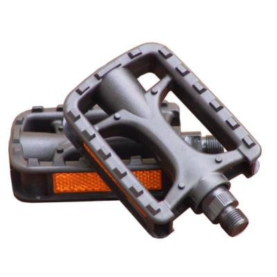 Pedal nylon med refleks | Pedaler
