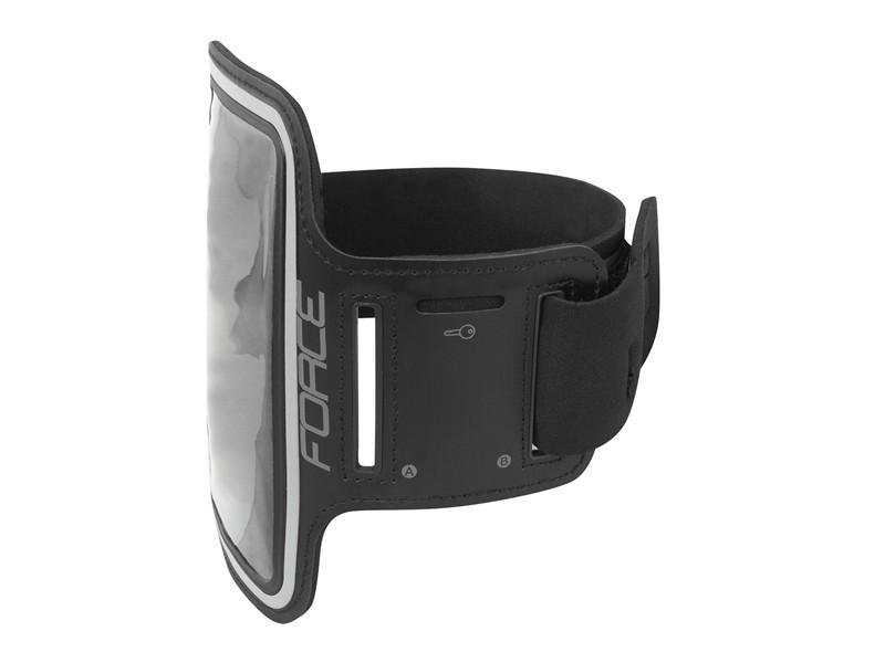 Mobilholder til arm sort - 49,00 | phone_mounts_component