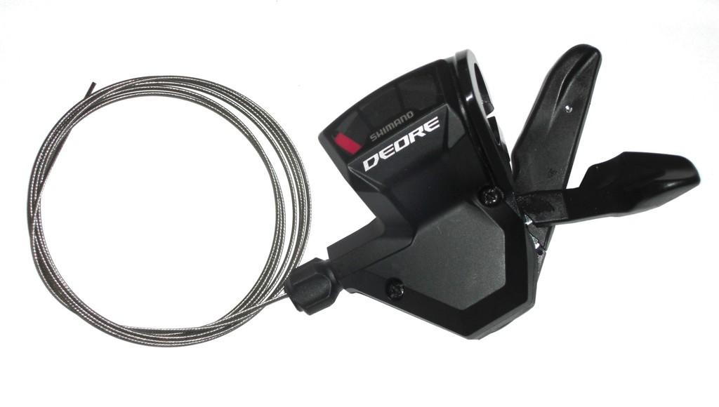 Skiftegreb Deore 3 gear venstre | Gear levers