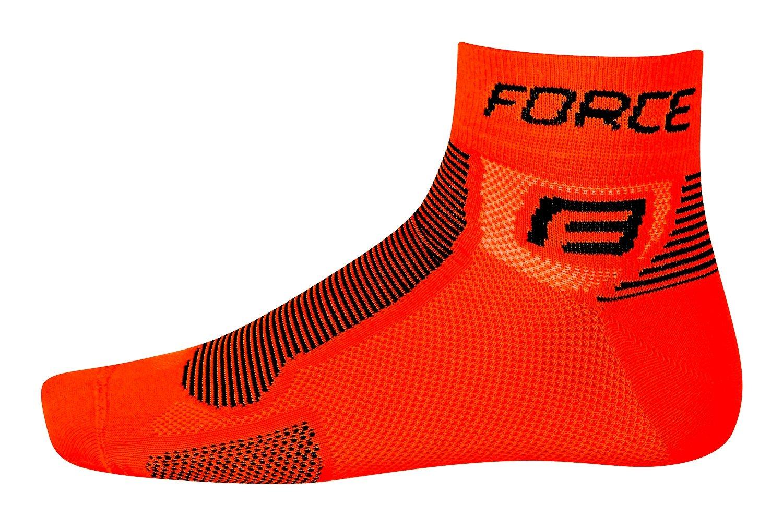 Force sokker orange low cut | Socks
