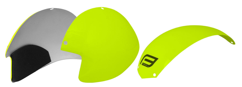 Force Yderskaller til Globe hjelm flou | Hjelme > Tilbehør