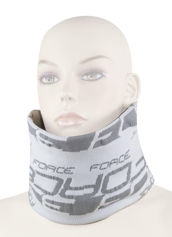 Force Multifunktions tørklæde hvid | Hovedbeklædning