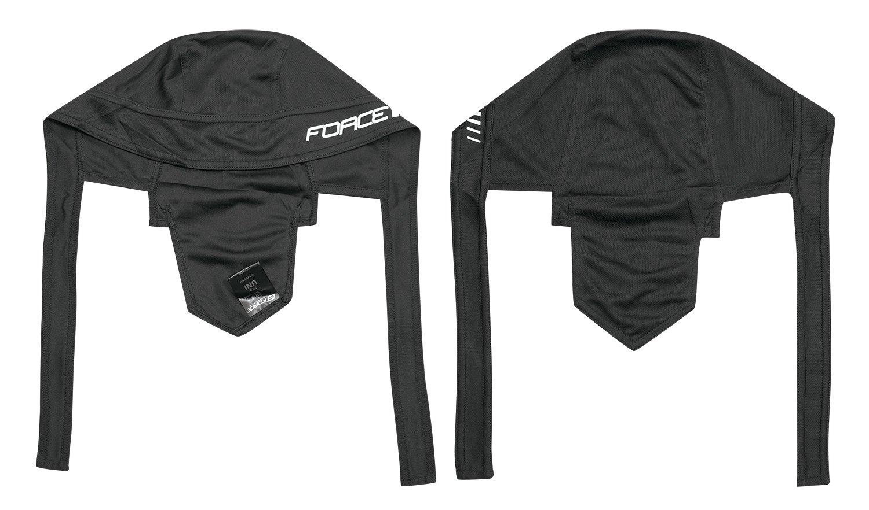 Force Pirat tørklæde (bandana) Sort   Headwear