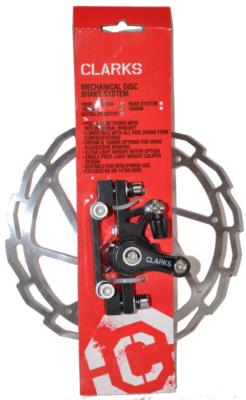 Skivebremse kaliber for mekanisk inkl. skive | Bremseskiver og -klodser