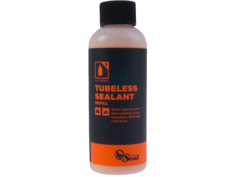 Orange Seal Tubeless væske 118 ml - Refill | Lappegrej og dækjern