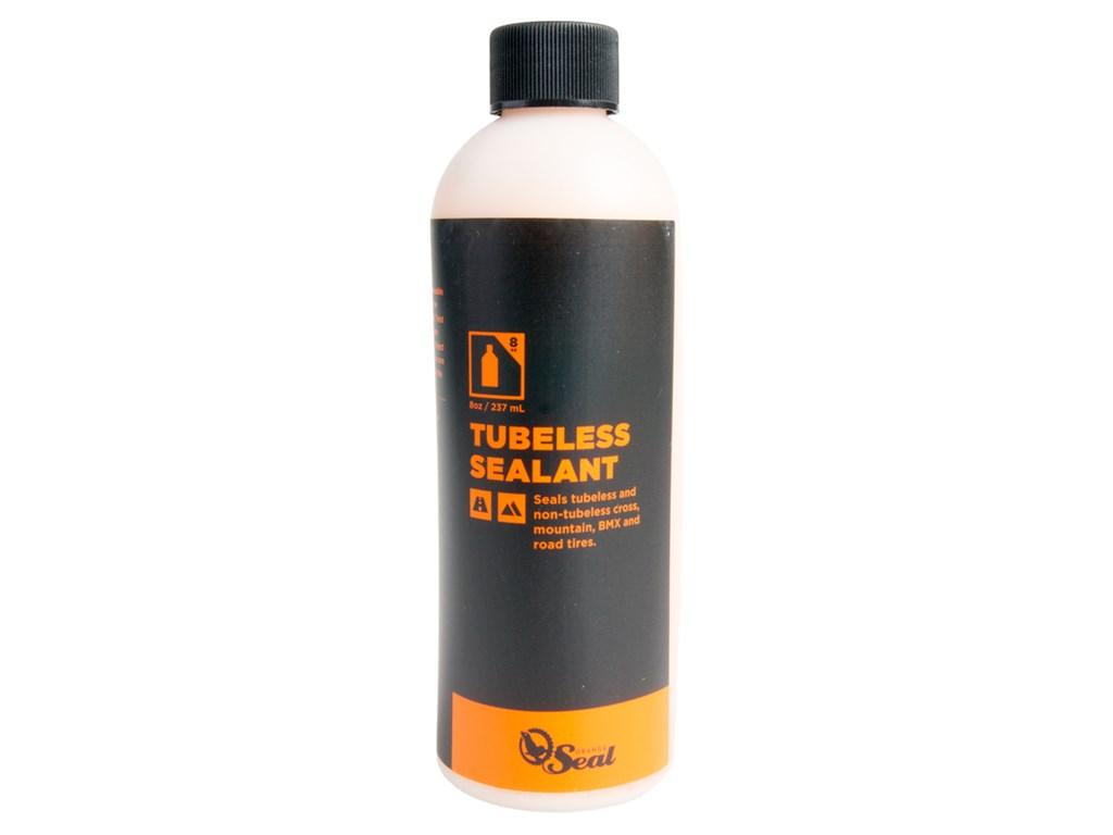 Orange Seal Tubeless væske Regular - 237 ml. - Refill | Lappegrej og dækjern