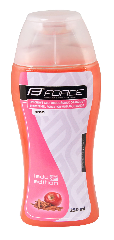 Force shower gel til damer pink 250 ml | Personlig pleje