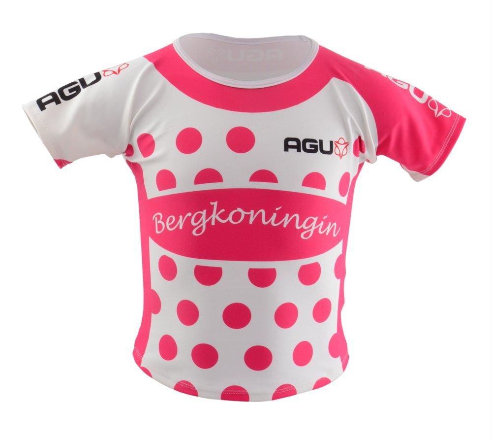 AGU Bjergtrøje til børn 86-92 pink | Jerseys