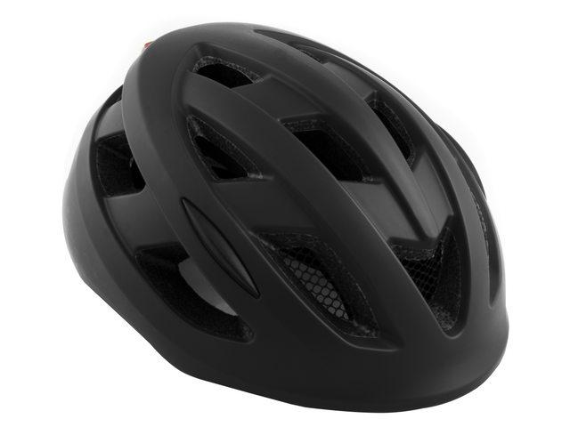 AGU Civick LED cykelhjelm rød | Helmets