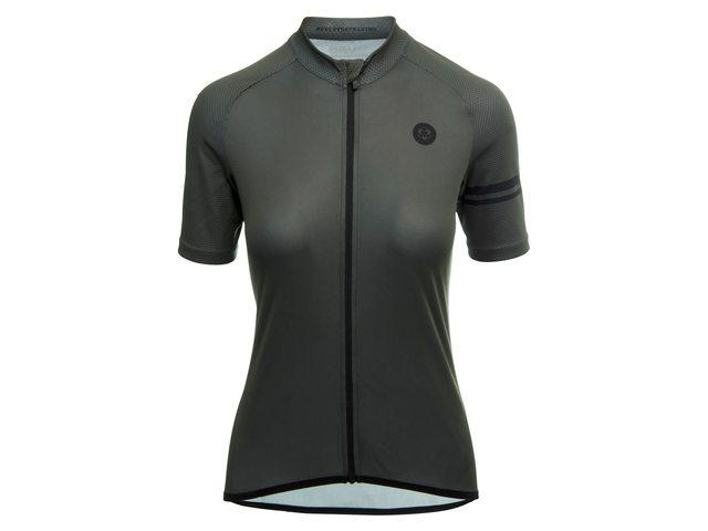 AGU Essential kortærmet kvinde jersey jern grå | Trøjer