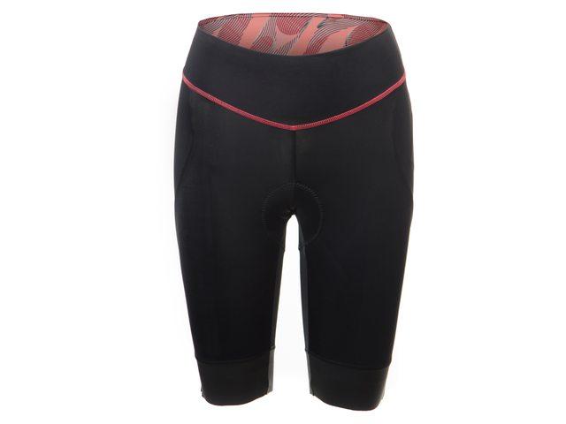 AGU Evo shorts women black/coral | Trousers